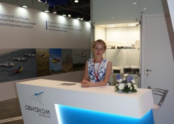 AVIACOM is participant of HeliRussia 2018